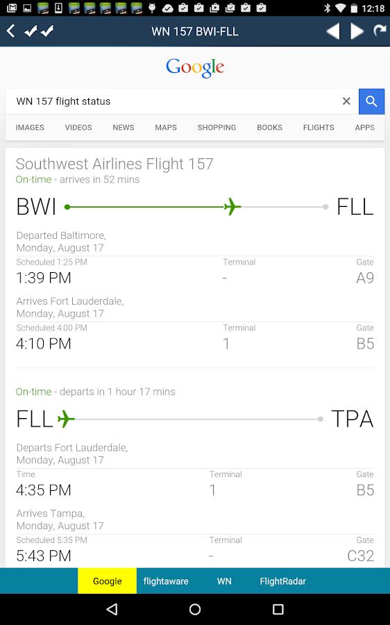 West Palm Beach Airport Flight Tracker