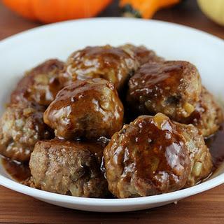 Venison Meatball Sauce Recipes.