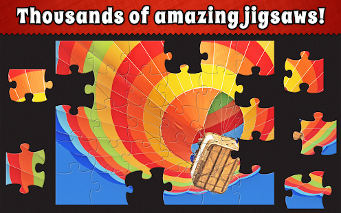 Jigsaw Puzzle Bug- screenshot thumbnail