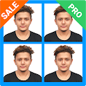 Passport Size Photo Maker - Print at Home icon