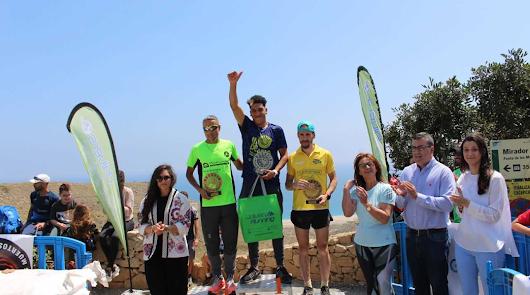 Ahmed Ouslimane ganador del desafío Playa de Los Muertos