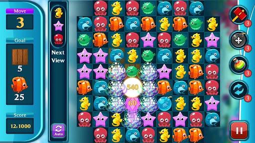 Ocean Match Puzzle apktram screenshots 14