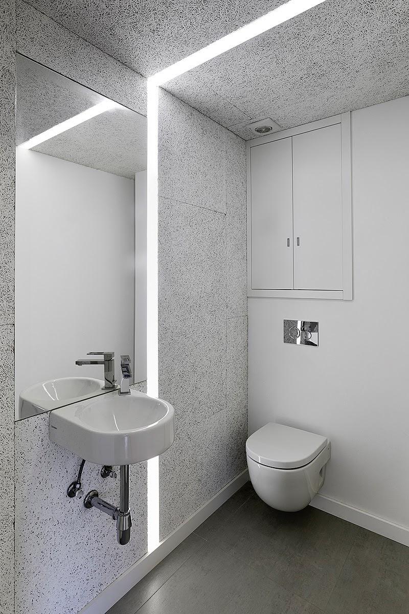 Reforma Baño En Vigo:Reforma del piso Heraklith en Vigo – Castroferro Arquitectos