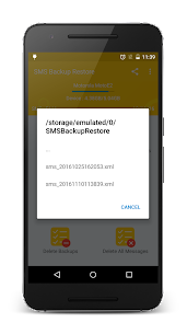SMS Backup Restore App Download For Android 5
