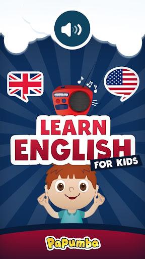 让孩子学英语
