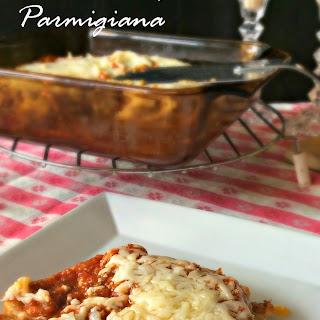 Extra Cheesy Parmigiana
