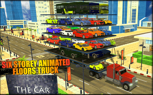 Multi Storey Car Transporter screenshot 17