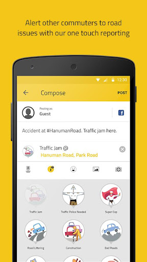 Traffline: Traffic & Parking screenshot 7