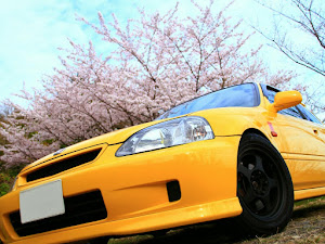 シビック  GF-EK9のカスタム事例画像 シビクマ@目指すはお月様!さんの2021年04月04日12:03の投稿
