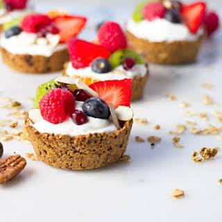 Fruit & Nut Breakfast Tarts.