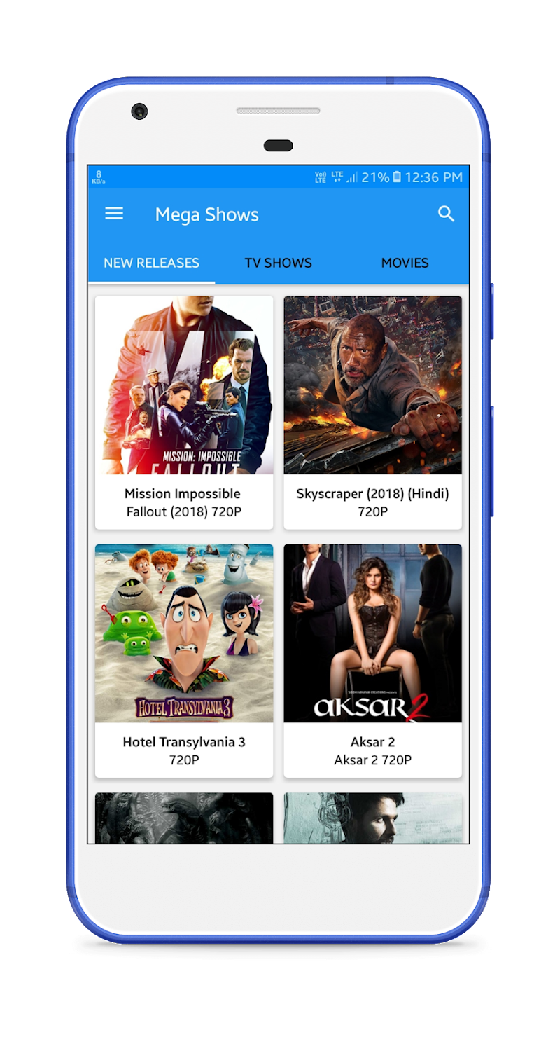 Mega Shows APK Cracked Free Download | Cracked Android Apps