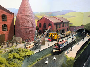 Photo: 011 A better view of the canal wharf at Bottle Kiln Lane .