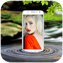 Mobile Photo Frame with Photo Effect icon