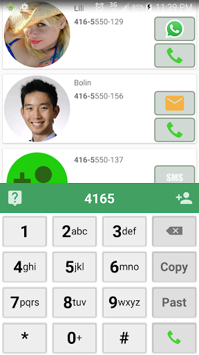 玩免費通訊APP|下載Beep, Big easy simple contacts app不用錢|硬是要APP