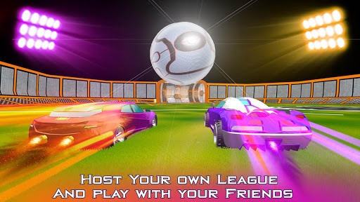 u26bd Super RocketBall - Online Multiplayer League 2.5.4 screenshots 9