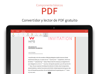 WPS Office – Word, Docs, PDF, Note, Slide & Sheet 8