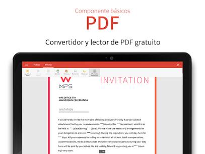 WPS Office Premium – Word, Docs, PDF APK 8