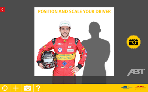 DHL Formula E- screenshot thumbnail