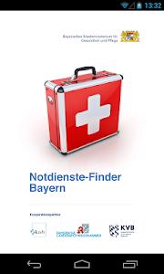 Notdienste-Finder Bayern screenshot 0