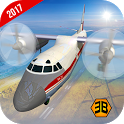 Flying Simulator 2017 - Airplane Flight Pilot 3D icon