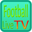 Football Live TV and Score icon