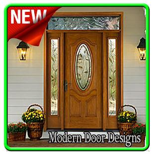 Modern Door Designs - náhled