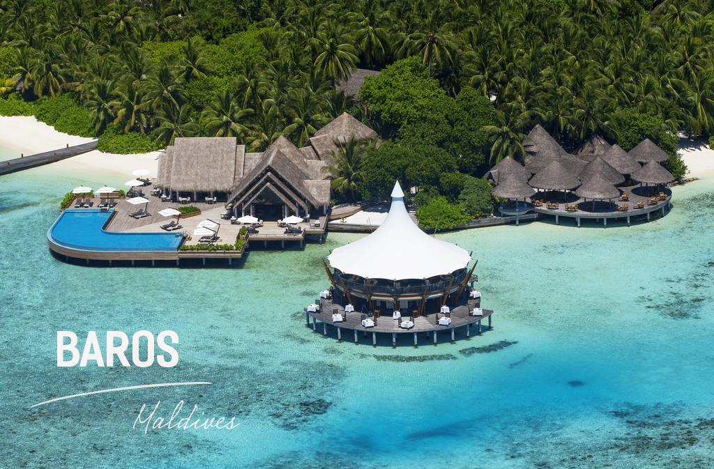 5. Đảo Baros - Maldives