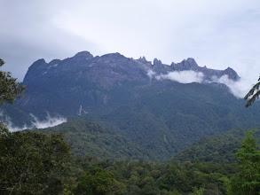 Photo: Mount Kinabalu - nejvyšší hora Bornea i celé Malajsie