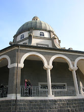 Photo: Church of the Beatitudes (owned by the Latins)