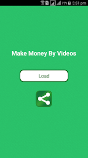 Make Money By Videos - Upload - náhled