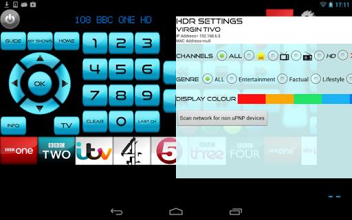 Remote for Panasonic TV+BD+AVR screenshot 7
