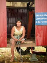 Photo: Widow Sa Ngem with new home