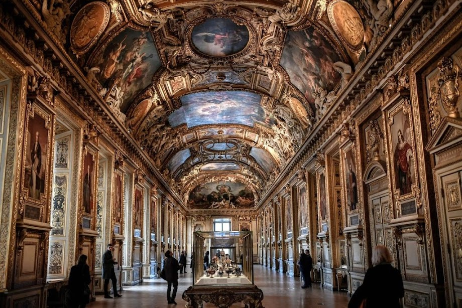 Foto Museo del Louvre 16