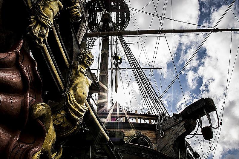 Pronti a salpare con Jack Sparrow?? di gattopisa