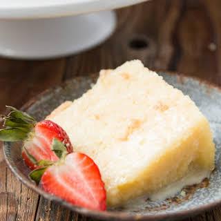 Citrus Chiffon Cake.