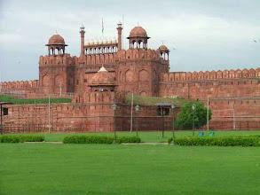Photo: Old Delhi - Red Fort (XVII w)