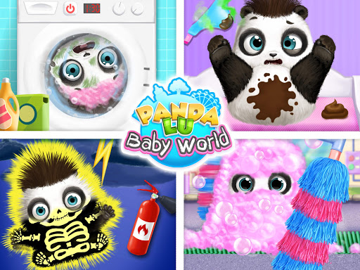 Panda Lu Baby Bear World - New Pet Care Adventure 1.0.71 screenshots 12