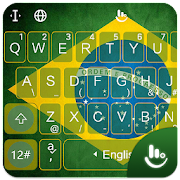 Brazil Keyboard Theme