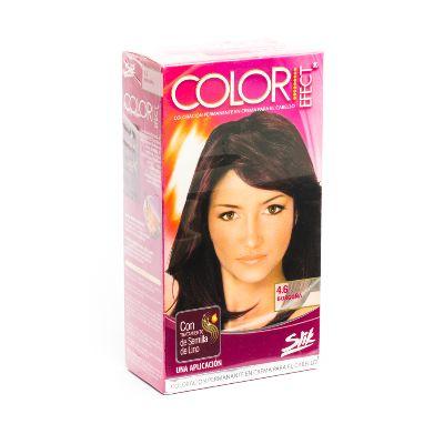 tinte slik color efect kit 4.6 borgona