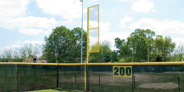 Little League Foul Poles