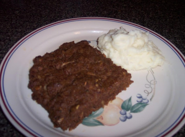 Easy Does It Meatloaf Recipe