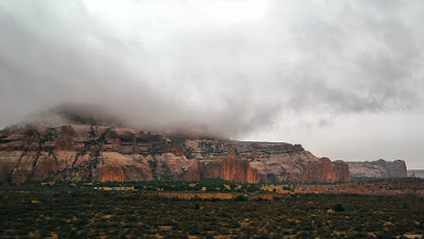 Photo: Somewhere in New Mexico from the Southwest Chief.  #amtrak  #southwestchief #newmexico #nikon