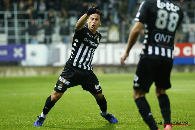 Cristian Benavente va faire son retour en Belgique