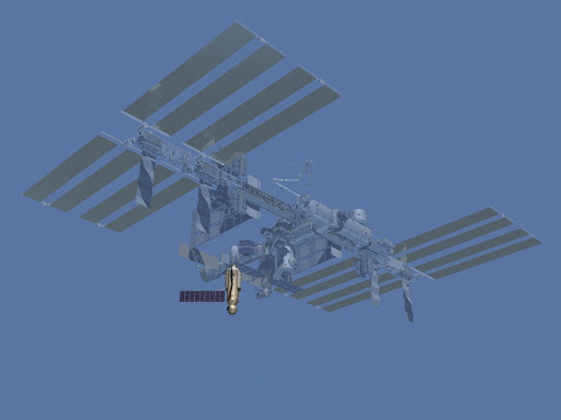 ISS Assembly Sequence Rev H still images for use on Imagery Online, HSF web