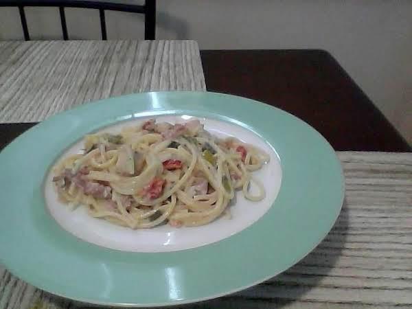 Garlic French Onion Pasta Recipe