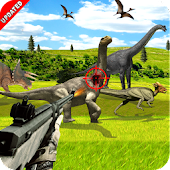 Dinosaur Hunter Game 3D