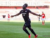 Mohammed Dauda heeft eindelijk zijn eerste goal voor Anderlecht gescoord