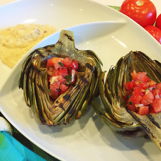 Claim Jumper Fire-Roasted Artichoke