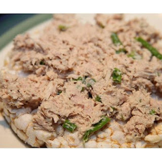 Tuna Rice Cakes