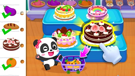 Baby Panda's Supermarket 4
